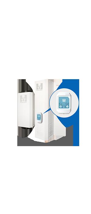 dvs-ce digital ventilation system crawlpace unit  u0026 booster fan