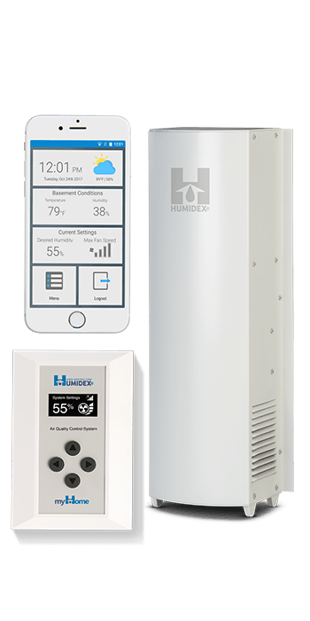 myHome – with Wireless and Mobile Application (HCS-CmH) Image 1